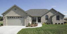 Eplans Ranch House Plan - Trim One-Story Home - 2275 Square Feet and 3 Bedrooms from Eplans - House Plan Code HWEPL09968