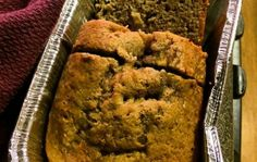 My first RV oven baking attempt… Banana bread.. Yum #rvfood #rvlife