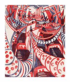 Lill Tschudi (Swiss, 1911-2004) Street Decoration, 1937