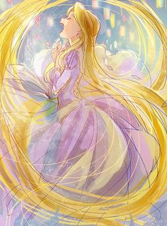 Disney - Tangled - Rapunzel