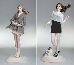 The Look: Sretsis Autumn/Winter 2010 Lookbook