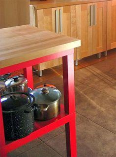 Idee per personalizzare i tavolini LACK di IKEA