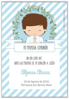 Mil y un papeles: Mi Primera Comunión Vintage Jeep, Lightning Mcqueen, Communion Favors, Ideas Para Fiestas, First Holy Communion, Christening, Event Planning, Special Events, Clip Art