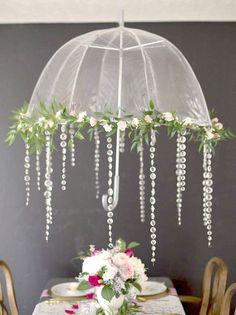 5 Delightful Umbrella Decoration Ideas to Welcome the Rains