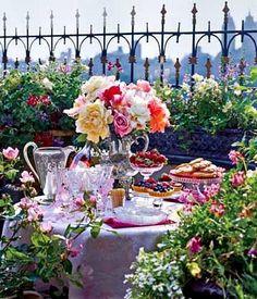 It's Party Time – Garden, Tea, or Beach . . . You Decide