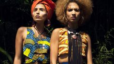 NUBIAN+COLLECTION+OF+MOZAMBIQUE