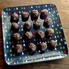 Crispy Peanut Butter Balls {12 WoCT: Week 10 } - Blueberries and Blessings