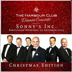 Een swingende kerstavond in The Harbour Club Amsterdam met romantische kerstliedjes van Sonny's Inc, terwijl u geniet van een heerlijke à la carte diner.