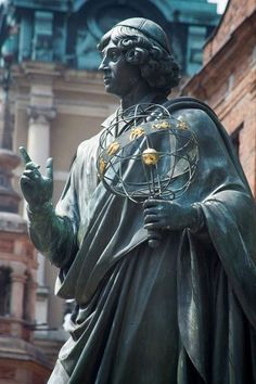The city of Torun, Poland, is famous for being the birthplace of Nicholas Copernicus.
