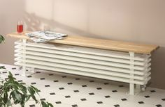 Bench Radiators - that's the long and the short of it.