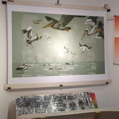 mnutzDesign Prints bei der artfabriek Grafik Design, Portfolio, Illustration, Aquarium, Graz, Infographic, Fish Stand, Illustrations, Fish Tank