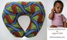 Coussin position bébé naissance Wax