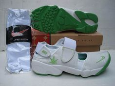 http://www.nikeriftshoes.com/nike-air-rift-white-green-maple-leaf-p-38.html Only$68.30 #NIKE AIR RIFT WHITE GREEN MAPLE LEAF #Free #Shipping!