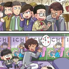 Im In Love, I Love Him, Osomatsu San Doujinshi, Sans Cute, Future Boy, Memes, Ichimatsu, Me Me Me Anime, Wattpad