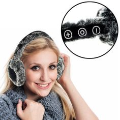 Bluetooth Ohrenwärmer