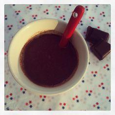 Il fait froid et tout gris, vite un bon chocolat chaud bio & réconfortant!!