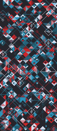 Russfussuk 'Decode' M11A #pattern #patterndesign #surfacepattern #patternprint #circuit #electronic #generative #geometria #padrões #russfussuk