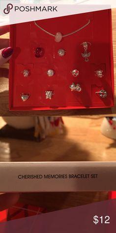 Bracelet set, brand new Interchangeable bracelet set Avon Jewelry Bracelets