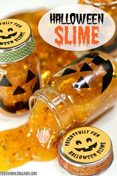 Add some spooky slim