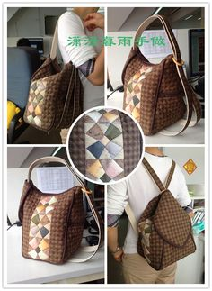 s15.sinaimg.cn orignal 86a6c475td1cf782e87ae&690 Patchwork Bags, Quilted Bag, Kids Purse, Japanese Bag, Purse Patterns, Denim Bag, Fabric Bags, Big Bags, Beautiful Bags