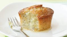 Lemon and poppyseed friands recipe - 9Kitchen