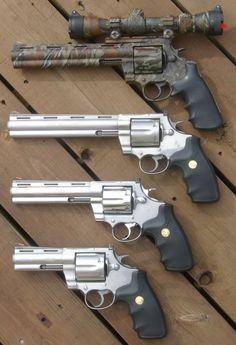 Colt Anaconda .44 magnum family