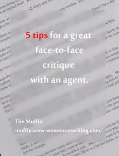 WOW! Women On Writing Blog