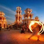 Burning Man'in Sanatsal Aykırılığı-Özlem Vargün