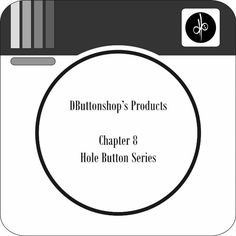 DButtonshop's Product #Chapter8 #HoleButton #Series #AksesorisGarment #GarmentAksesoris #KancingCor #HoleButton