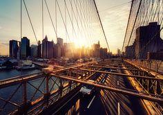 Brooklyn Bridge  Brooklyn...soon to be home :)
