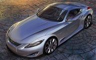 Lexus Coupe Study