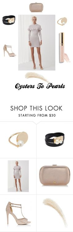 """""""From Every Oyster Comes A Pearl"""" by pinkfalmingo on Polyvore featuring Kevyn Aucoin and Beautycounter"""