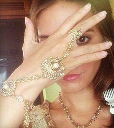 Reign bracelet - love this