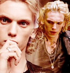 Gif of Jace in the Mortal Instruments. This seems to sum up his emotions perfectly.