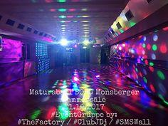Maturaball BORG Monsberger Kammersäle 01.12.2017 #EventGruppe by: #TheFactory / #ClubJDj / #SMSWall
