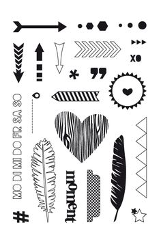 Clear Stamps Scrapperin - Form