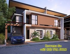 Affordable Rent to own House and Lot in Cebu, Philippines: NO DOWNPAYMENT! NO EQUITY! Villa Teresa Cordova 4BR Duplex House