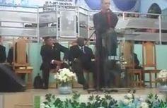 É FORTE ! Cantor evangélico passa mal e morre durante pregação em Rondônia, Veja Vídeo!