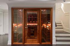 40 Incredible Examples Of In-Home Wine Cellars - Airows