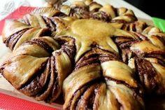 ¡Cuando algo tiene NUTELLA siempre es bueno! ❤ Les juro por San Chocolatero que este será el pan mas delicioso que hayas probado jamás!!