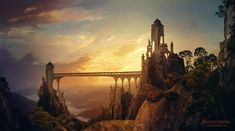 The Longbridge by Sedeptra.deviantart.com on @DeviantArt