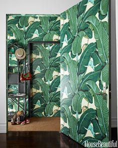 7 Genius Ways To Use Wallpaper Beautiful Homeshouse