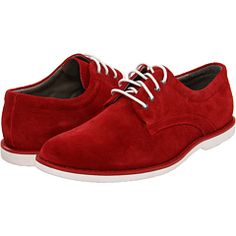 Cool Red Shoes for me? do they come for ladies as well I wonder...