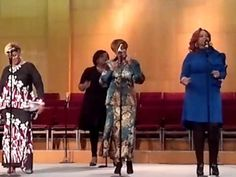 """Dorinda Clark Cole - The Clark Sisters """"I'm Looking for a Miracle"""""""