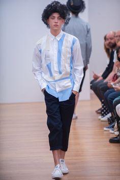 Comme des Garçons Shirt Spring 2016 Menswear - Collection - Gallery - Style.com