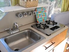 205 Best Rv Kitchen Sinks Images Home Kitchens Blue Prints