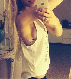 Top 41 Gemini Tattoos for Girls   StayGlam