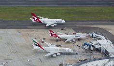 Babcock To Support Qantas GSE via @aeroaustralia