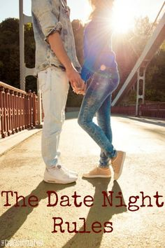 How Weekly Date Nights saved our marriage and the rules we follow to make it work