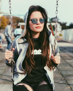 Nicole Garcia, Lgbt, My Girl, Sunglasses Women, Photography, Outfits, Beautiful, Grande, Wallpapers